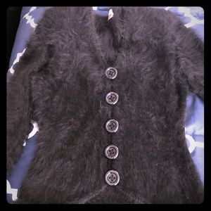 Angora suit - Great for the cold winter months!